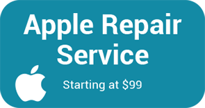 Apple Repair Service Button